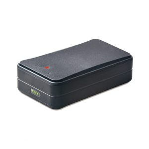 STAT4 Portable Asset GPS Tracker side view